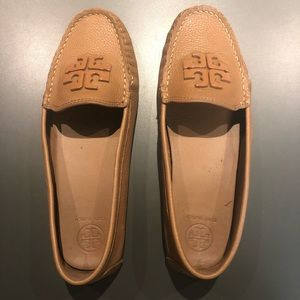 Tory Burtch Drivers Loafers Size 7